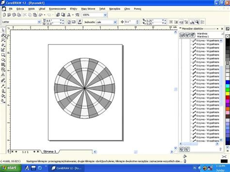 tutorial of corel draw 12 in pdf tutorial darts corel draw 12 teb ps youtube