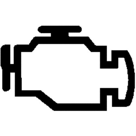 Engine Light Symbols by Powertrain Module Location Powertrain Get Free