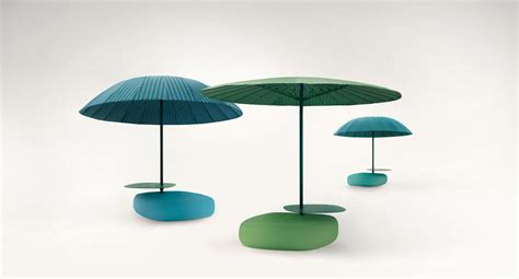 Colorful Patio Umbrellas Bistr 242 Colorful Outdoor Umbrellas By Lenti Design Milk