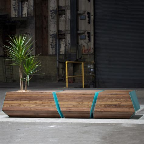 revolution design house boxcar bench by revolution design house 187 retail design blog