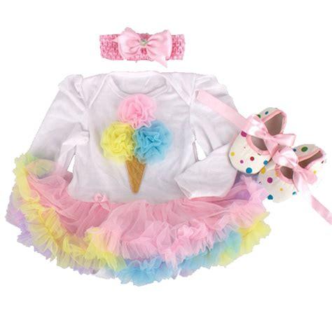 Set Shoes And Set Tutu With Name For Baby 0 12 Bulan newborn tutu sets lace romper dress crib shoes headband 3 baby clothing