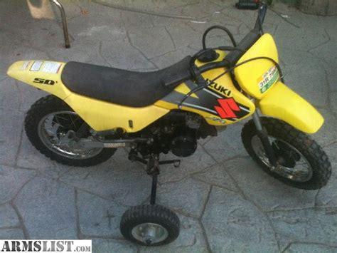 Jr 50 Suzuki For Sale Armslist For Sale Trade 2005 Suzuki Jr 50 W