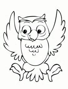 Owl Image Outline by Owl Outline Clip Cliparts Co