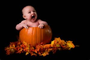 baby pumpkin inspired baby names spooky