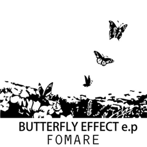 Butterfly P butterfly effect e p indiesmusic