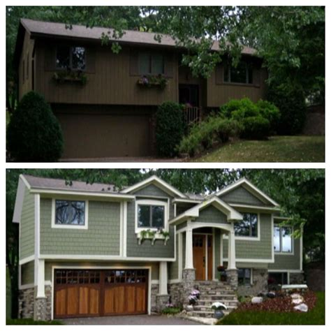 craftsman house remodel modern exterior design ideas curb appeal craftsman and nice