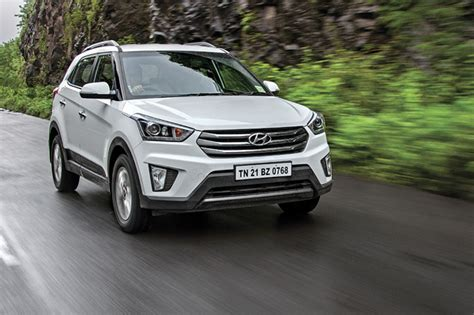 indian car on road hyundai creta review specifications creta price
