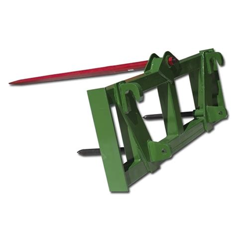 Kaos Hay Day Hyd 002 titan hd global 49 quot hay spear 2 stabilizers fit deere tractor loader