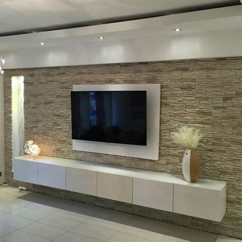 wohnzimmer tv wand tv wand wohnen wand tvs and living rooms