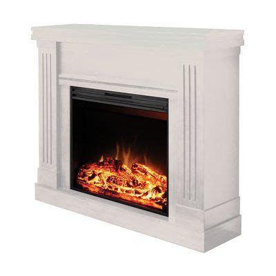 White Electric Fireplace Lowes by 31 Best Images About Fireplace On Mantels