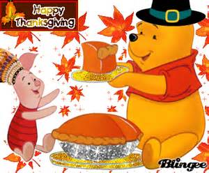 winnie the pooh thanksgiving pictures piglet amp pooh celebrate thanksgiving picture 76091618