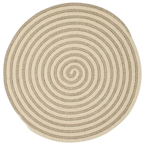 10 ft braided rugs home decorators collection charmed 10 ft x 10 ft