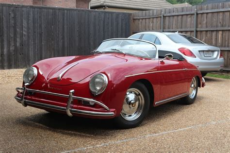 Porsche 356 Super Speedster by 1958 Porsche 356 Super Speedster