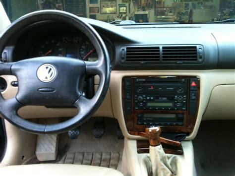 2000 Volkswagen Passat Interior by 2000 Volkswagen Passat Interior Pictures Cargurus