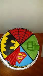 super hero cake my cake creations pinterest