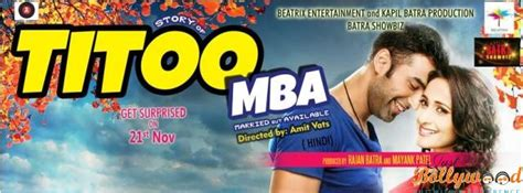 Titoo Mba Review by Titoo Mba Review A Tale Of A Punjabi Boy