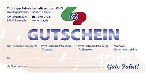 Bilder Gutschein Motorrad by Fahrtraining Gutschein Gutscheine F 252 R Ein