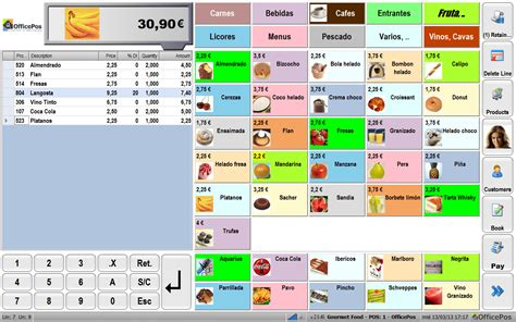 management software food service pos officepos pos download