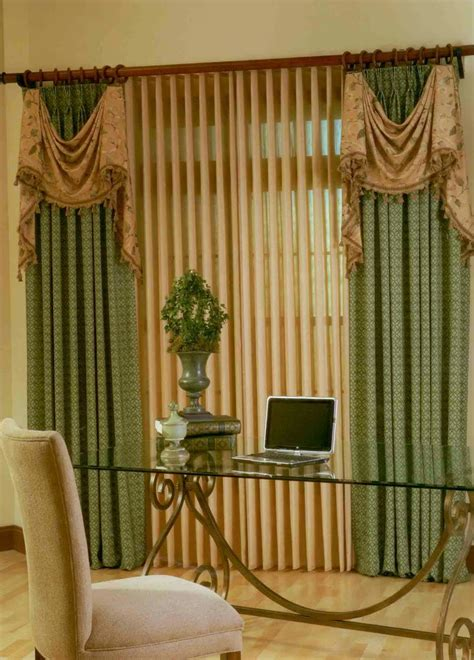 drapes and sheers together wooden blinds and curtains together curtains blinds