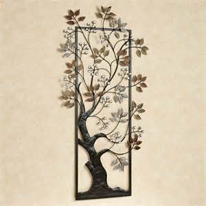 Metal Tree Wall Decor by Sun Kissed Branches Metal Tree Wall