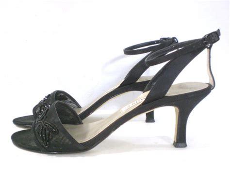 vintage 90s shoes dressy sandals heeled sandals