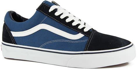vans skool skate shoes navy free shipping