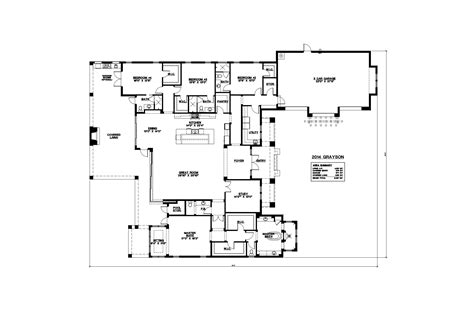 grayson floor plan grayson floorplan stock