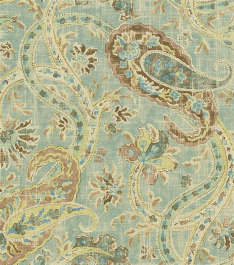 joann fabrics home decor home decor print fabric richloom studio caitlin horizon
