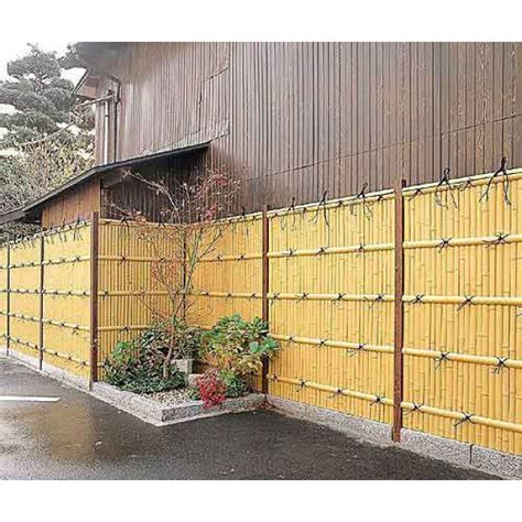 kenninjigake privacy fence solid full privacy panels