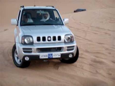 Suzuki Jimny For Sale In Uae Liwa Team Suzuki Jimny Land Cruiser In Uae Desert سويحان