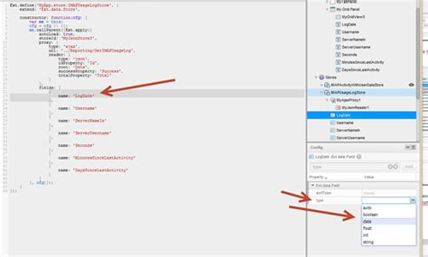 format date extjs sencha architect and formatting dates in gridpanel
