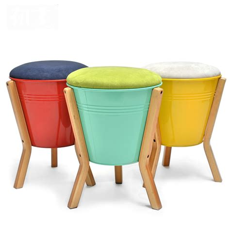Modern Ottomans And Stools High Quality Practical Small Home Stool Ottoman Modern Minimalist Fashion Creative Footstool