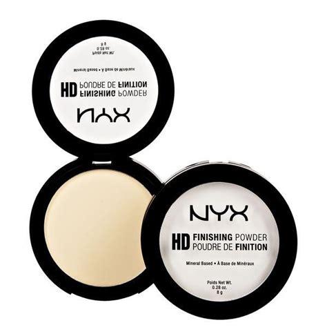 Nyx Hd Setting Powder nyx high definition finishing powder ready cosmetics