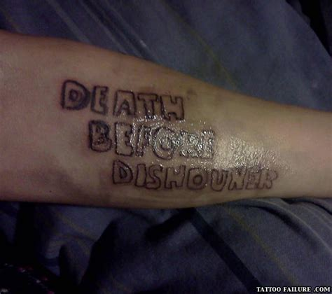 backyard tattoo pics of funny tattoos tattoo failure