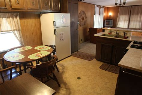 two bedroom home mobile home rental lake norfork bayou resort