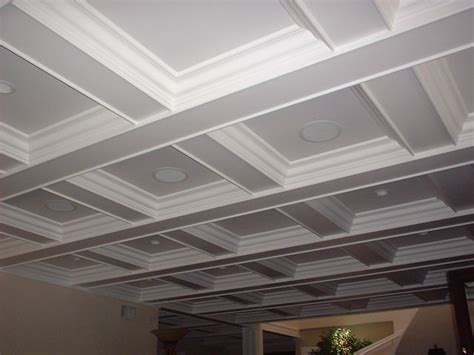 Coffered Ceiling Advantages Coffered Ceiling Living Room Coffered Ceiling And Its