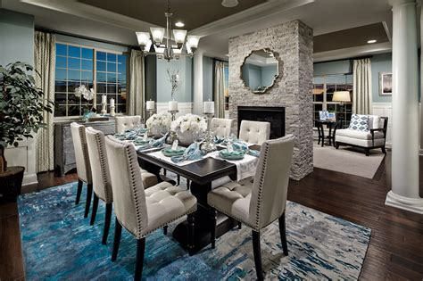 Dining Room Lighting On Property Brothers The Highlands At The Home Design