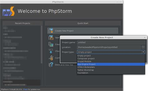 getting started with phpstorm as google app engine php ide google app engine and php getting started sitepoint