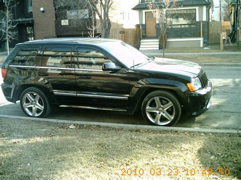 Jeep Srt8 2008 2008 Jeep Grand Pictures Cargurus