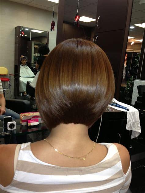 brazilian blowout bobs quot color highlight brazilian blowout and aline bob haircut