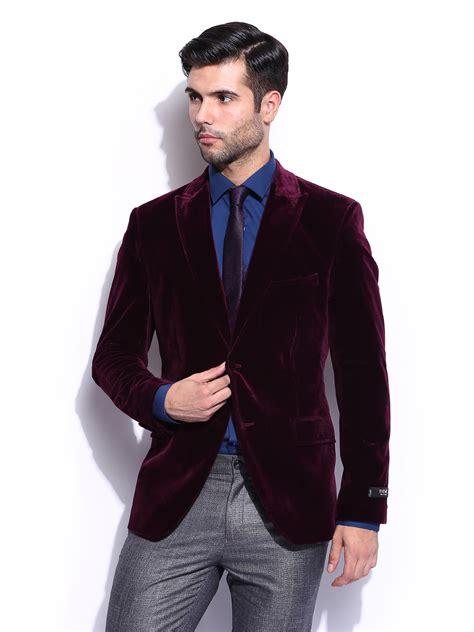 Blazer Zara Maroon maroon blazer for oasis fashion