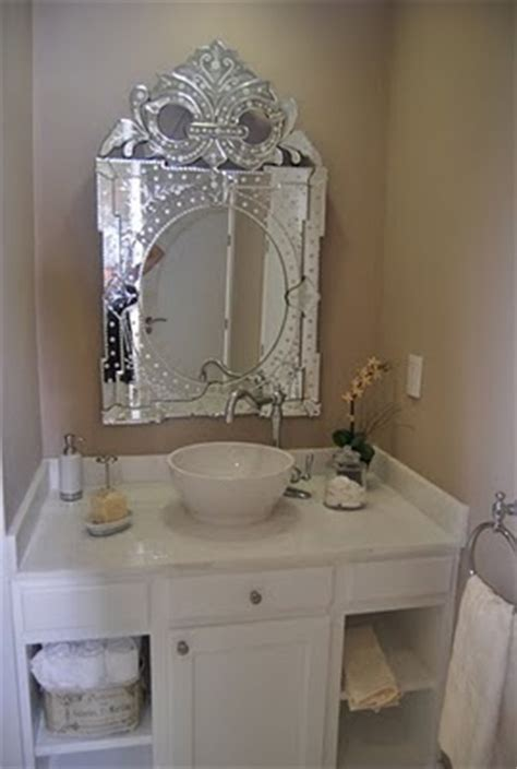 17 Best Images About Mirrors Jeweled On Pinterest Venetian Bathroom Mirrors