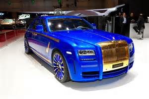 new rolls royce cars new mansory rolls royce ghost skips on the gold flakes