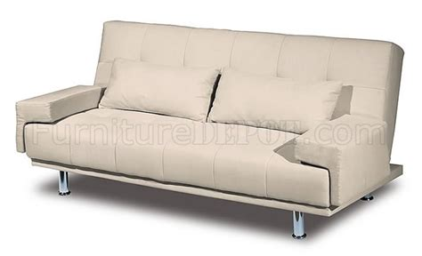 Ivory Sofa Bed by Sofa Bed Lssb Ness Ivory