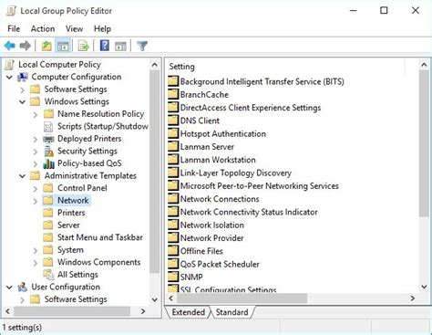 how to enable policy editor gpedit msc in windows
