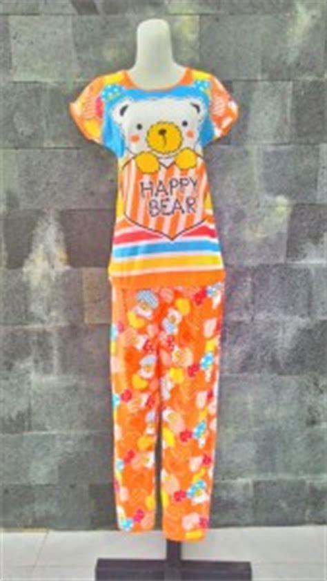Baby Doll Piyama Baju Tidur Celana Panjang 6733 Cp grosir baju tidur murah 24rb katun korea