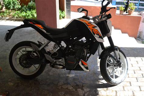 Ktm Duke 200 Bhp My Ktm Duke 200 Ownership Review Team Bhp