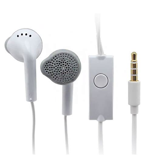 Headset Ori Samsung J5 buy samsung ehs61asfwe in ear wired earphones with mic