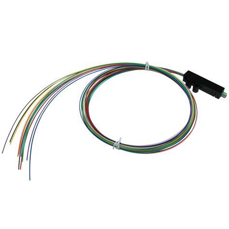 fiber fan out kit 36 inch 12 fiber buffer fan out kit cable