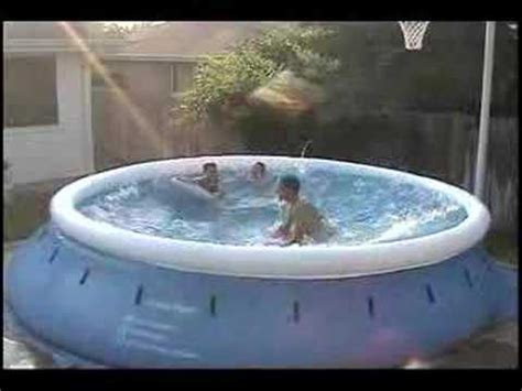 backyard wave pool wave pool youtube